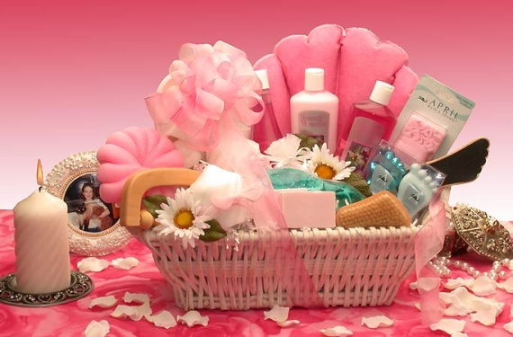 Ultimate Relaxation Spa Gift Basket