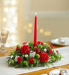 Season\'s Greetings Centerpiece