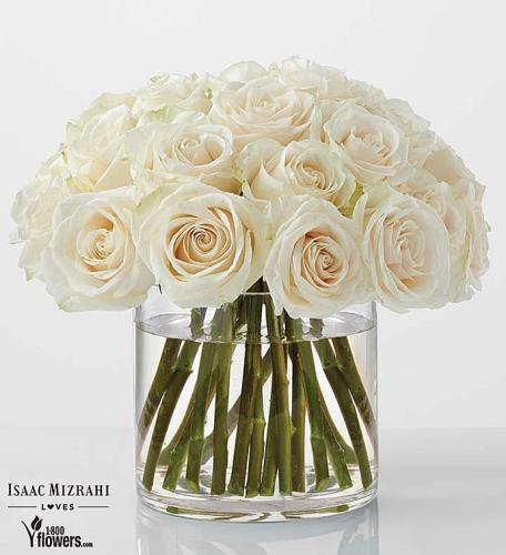 Classic - White Rose by Isaac Mizrahi