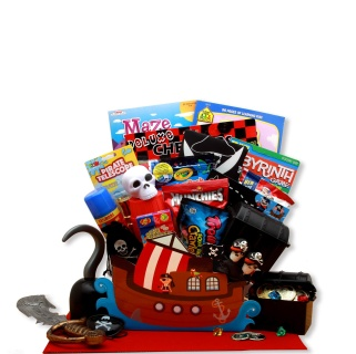 A Pirate\'s Life Gift Box