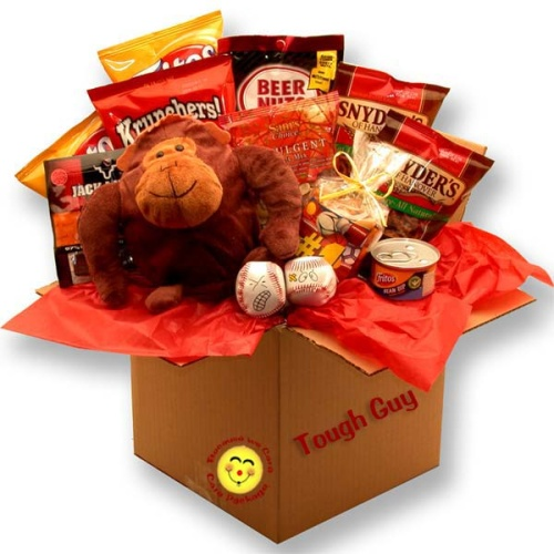 Tough Guy\'s Snack Care Package