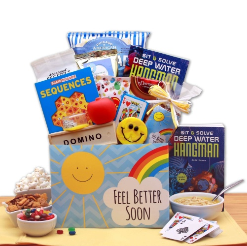 Rays of Sunshine Get Well Gift Box