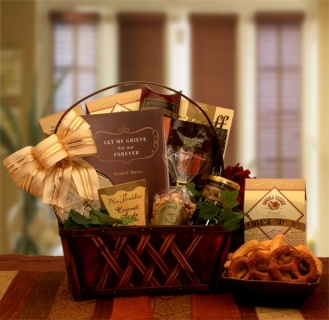 A Time To Grieve Sympathy Gift Basket