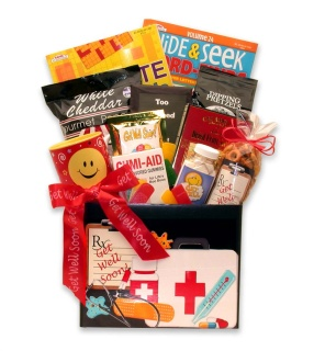 Doctor\'s Orders Get Well Gift Box