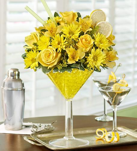 Lemon Martini Bouquet