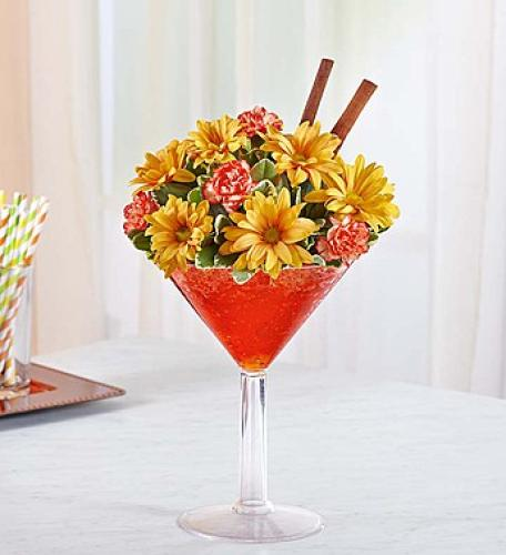 Martini Bouquet Pumpkin Spice