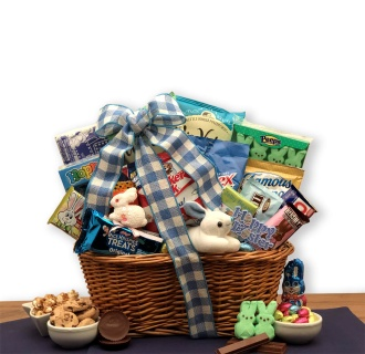 Easter Snacks Easter Gift Basket