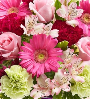 Bouquet of Flowers: Florist Choice