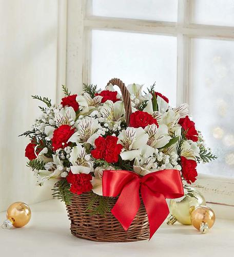 Fields of Europe for Christmas Basket