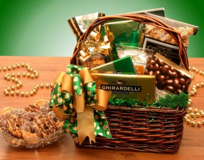 St. Patrick\'s Luck O The Irish Gourmet Treats